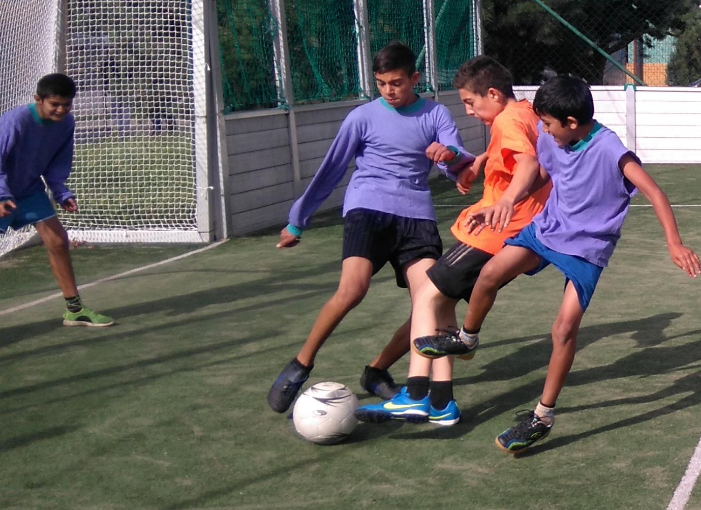 Turnaj v minifutbale žiakov