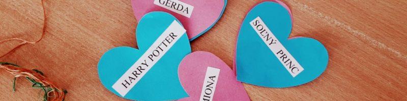"""""""Valentínske súťaženie"""""""