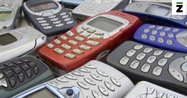 Starý mobil sem! – RECYKLOHRY