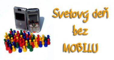 Svetový deň bez mobilu